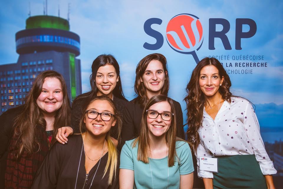 40e congrès SQRP, Québec